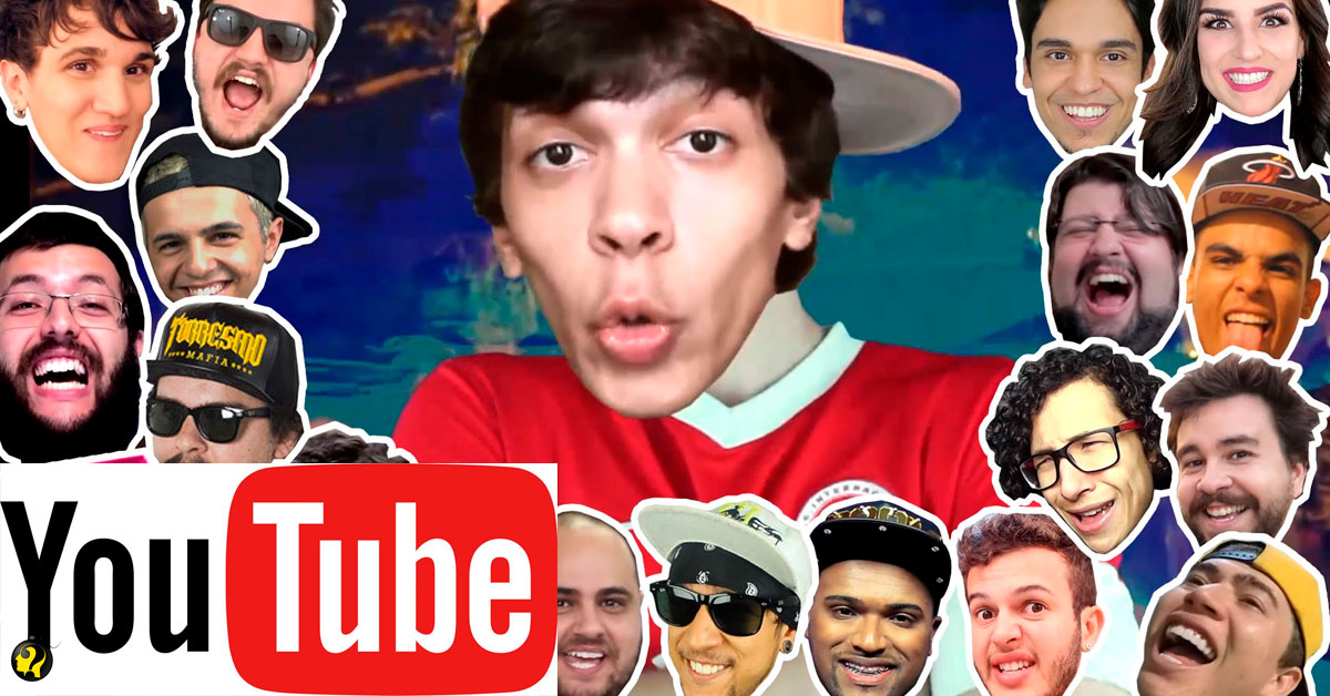 Quem são os Youtubers mais famosos do Brasil e do mundo?