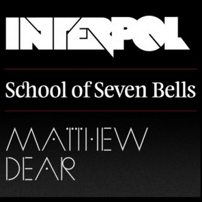 Interpol - 2011 - North American Tour EP