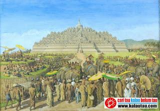 kalautau.com - Cari Tau Asal Mula Candi Borobudur