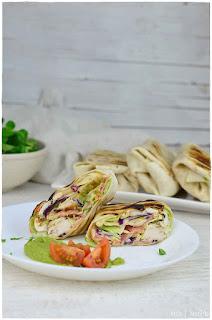 Receta fácil de Burritos Mexicanos con ensalada César - ¿Sabes diferenciar entre burrito, taco, quesadilla y enchilada?