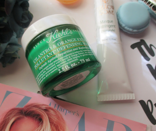 kiehls beauty mask