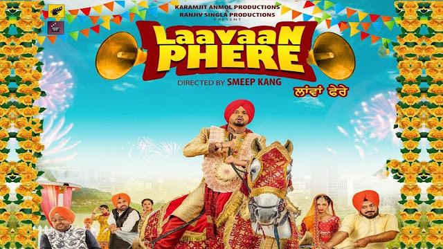Image result for Laavan Phere (2018) Punjabi Full Movie Watch Online HD Print Free Download