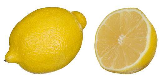 A genius cleaning tip or a simple story about the power of a lemon