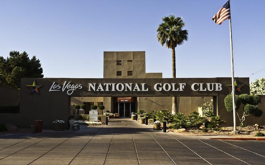 Las Vegas National Golf Club em Las Vegas