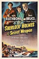 Película Sherlock Holmes y el arma secreta Online