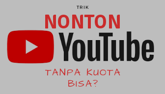 Cara Menonton Streaming Youtube Tanpa Memakai Kuota Internet Melalui Hp