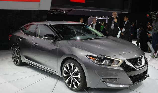 2016 All New Nissan Maxima Now Back Horrendous Anese Manufacturers Introduced A Sedan Car That Will Pave The Year