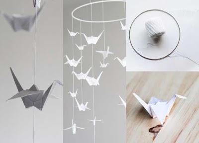 Como hacer una Grulla de Origami x Japón