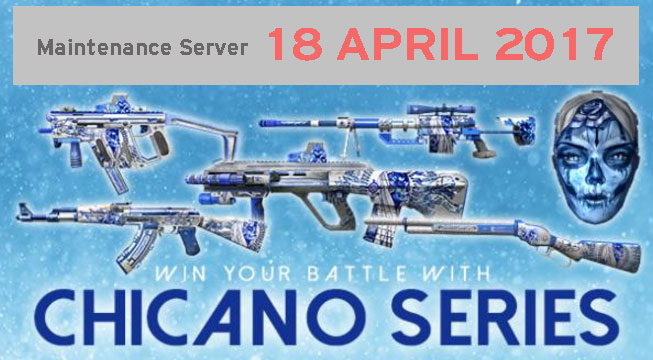 Server Maintenance dan Event PB Garena 18 April 2017