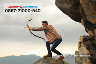 Jual Anak Panah (Arrow) Fiber Makassar - 0857 2100 0940 (Fitra)