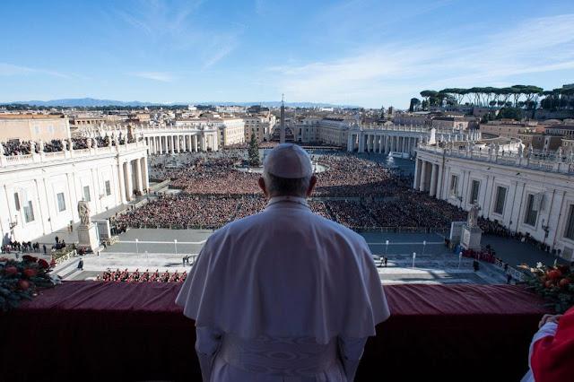 Ni en Navidad el papa reconoce las crisis de Venezuela y Nicaragua
