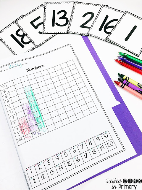 Kindergarten testing data folders which include checklists, graphs to keep track of student progress, and flashcards for assessing. Click to find which skills are included such as numbers, letters, beginning sounds, shapes, etc. #kindergarten #assessments #testing #checklist