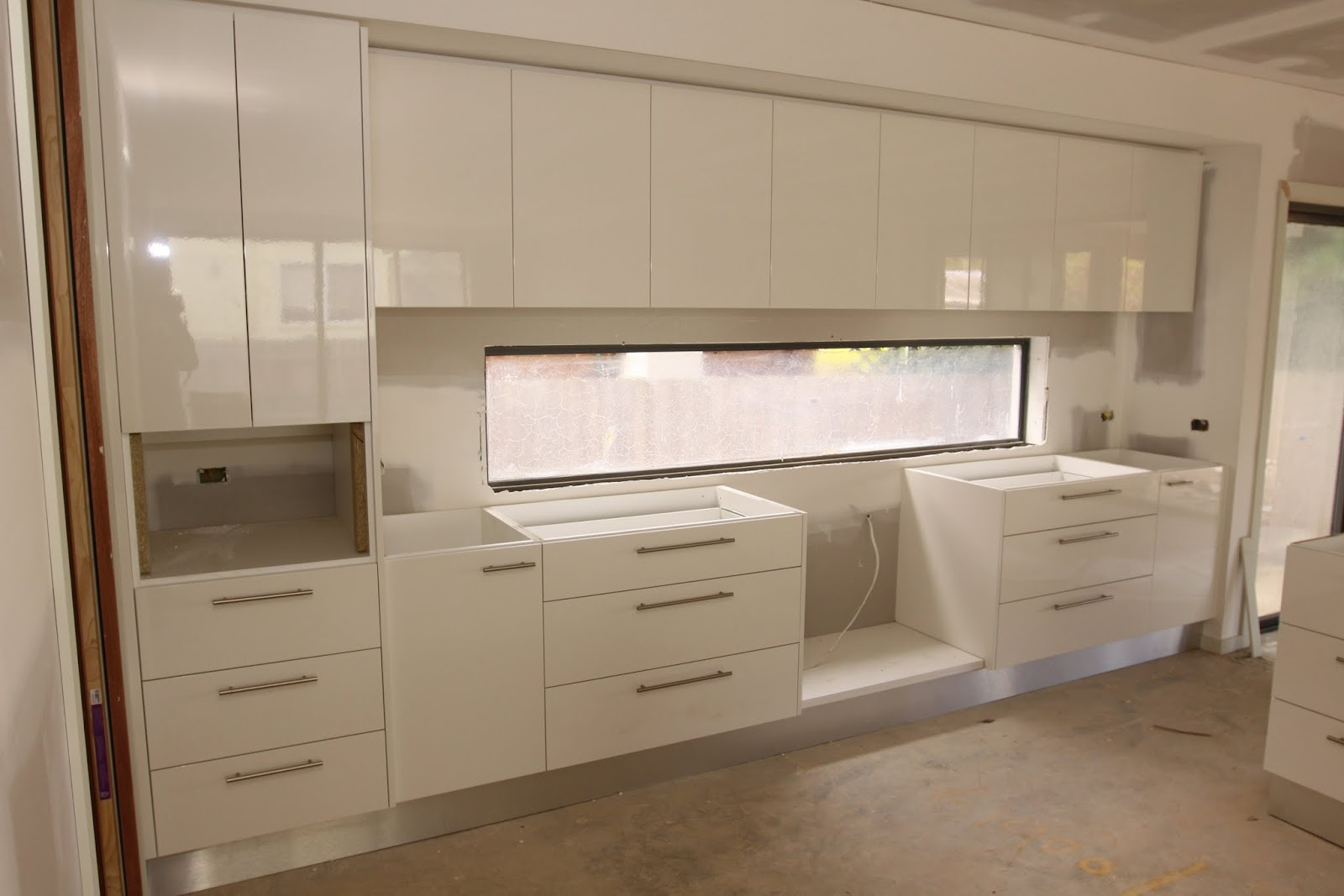 Our Metricon Nolan 41 Journey Kitchen And Vanity