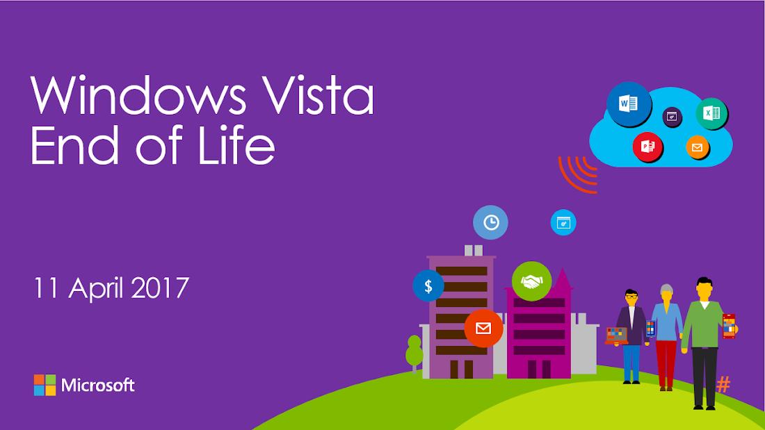 Setelah 10 Tahun Eksis, Akhirnya Windows Vista Resmi Dihapus Microsoft