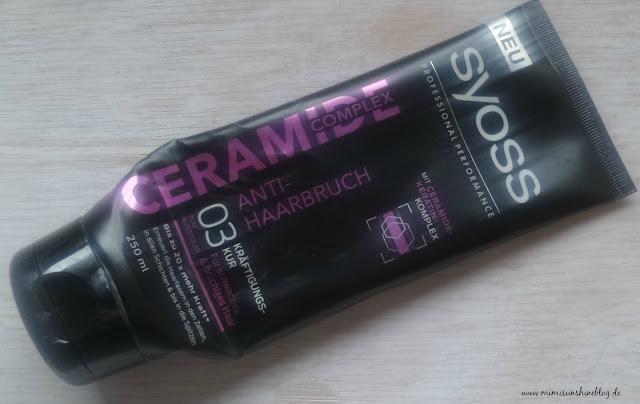 Syoss Ceramide Komplex Anti Haarbruch Kräftigungskur