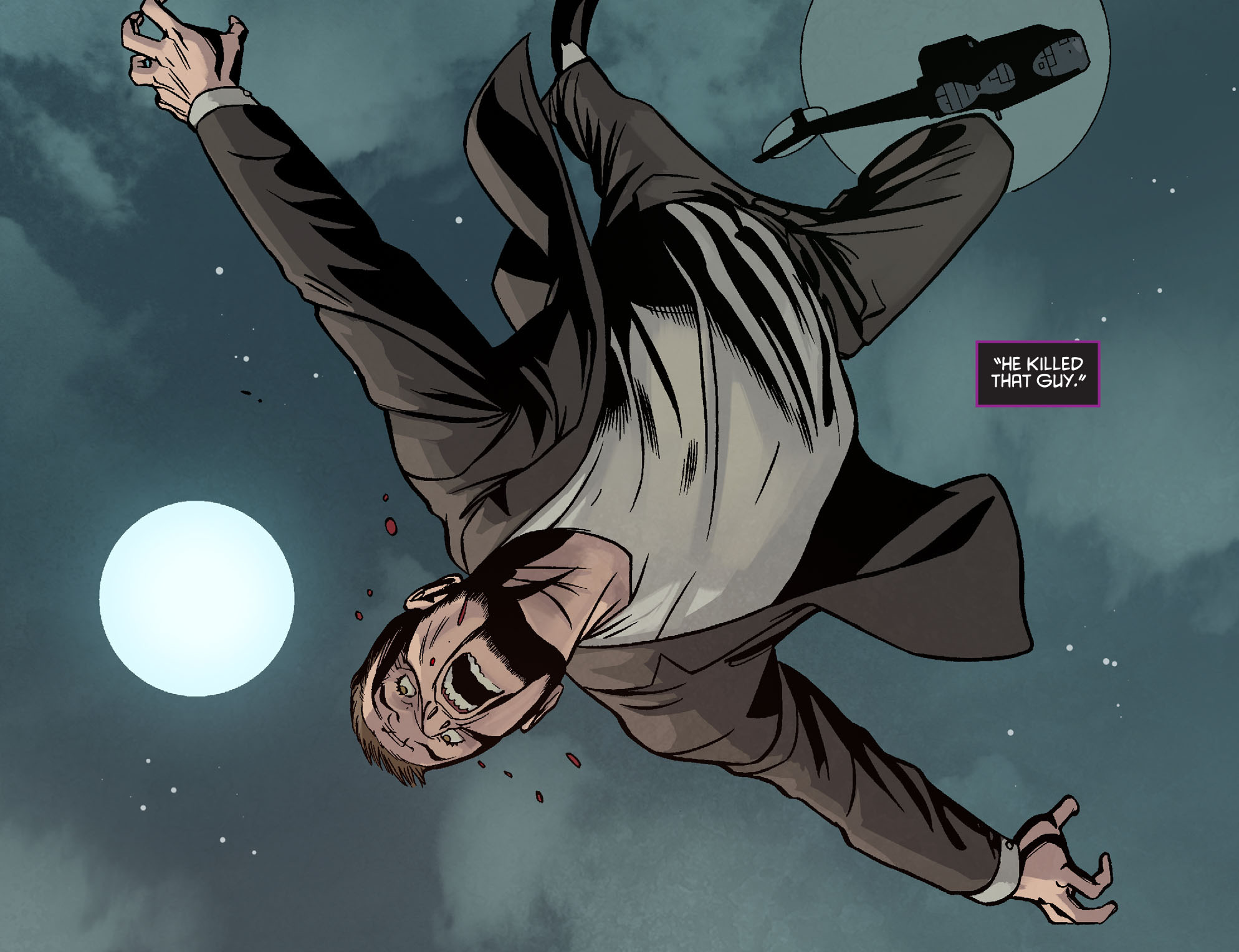 Read online Arrow: Season 2.5 [I] comic -  Issue #16 - 16