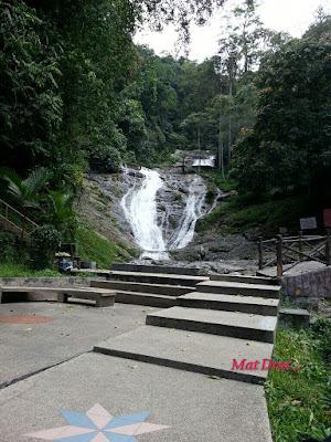 Air Terjun Latar Iskandar.