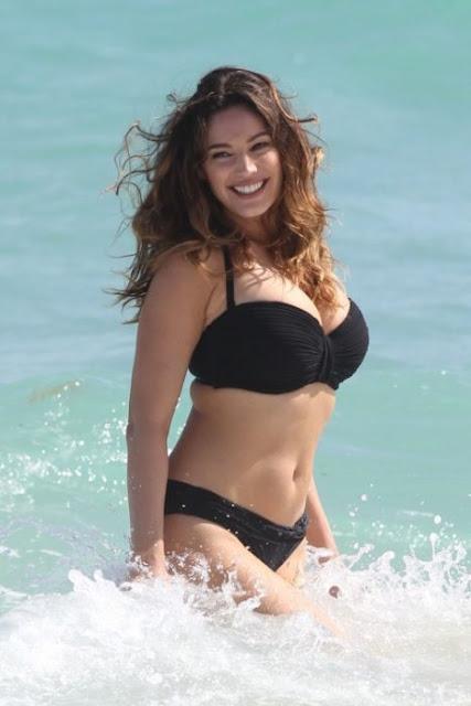 Científicos texanos encontraron el cuerpo perfecto en esta mujer