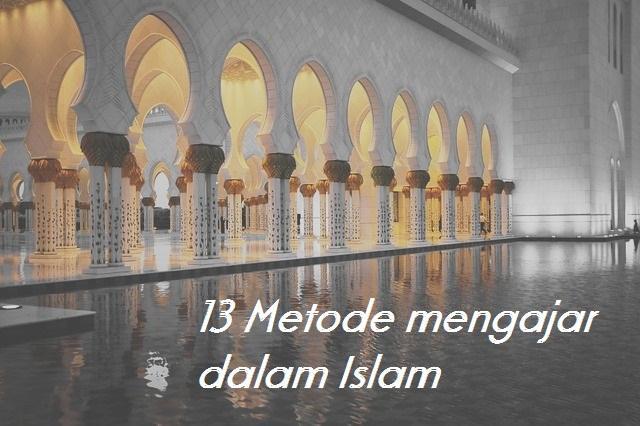 metode pembelajaran dalam islam