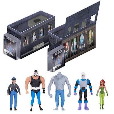 Batman The Animated Series GCPD Rogues Gallery Action Figure Box Set