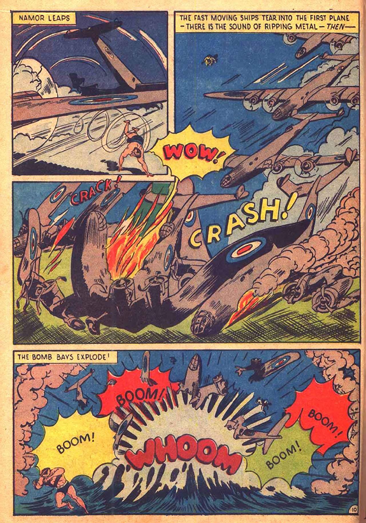 Read online All-Winners Comics comic -  Issue #9 - 37