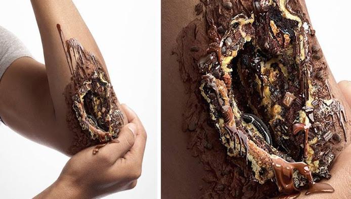 Εικόνα-Σοκ: Η... «σκοτεινή» πλευρά της ζάχαρης!