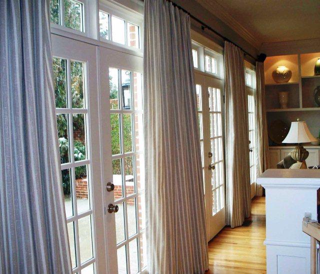 WINDOW Treatments for Sliding GLASS Door