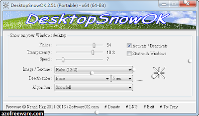DesktopSnowOK