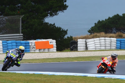 Rossi: Marquez Itu Penghianat dan Pembohong