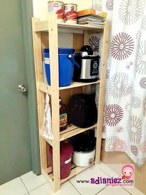 Deko Dapur | Ikea Albert Shelving Unit