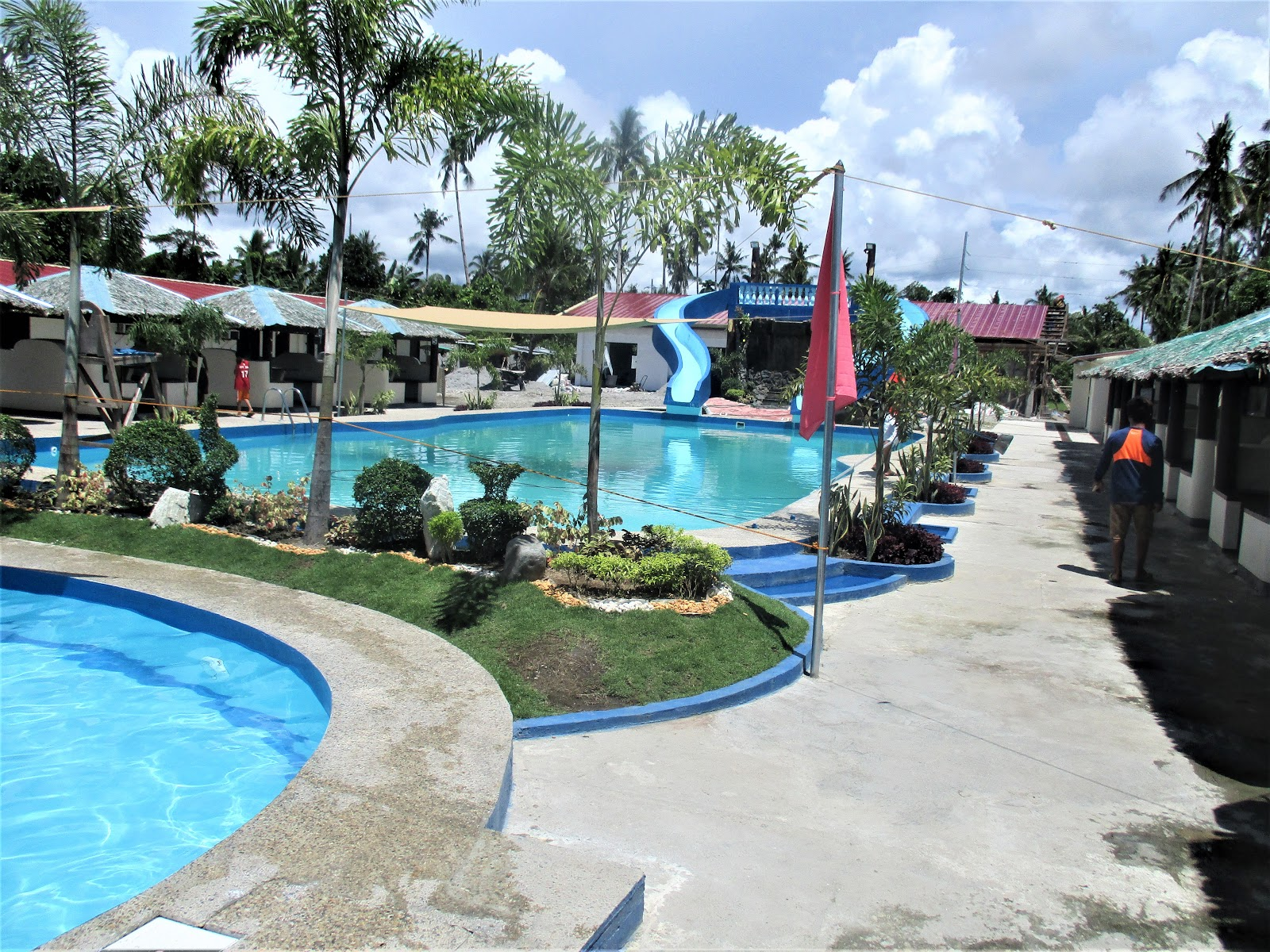 A new resort for the budget concious not too far from tacloban city dulag area for Stars swimming pool tacloban city