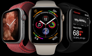 All new apple watch series 4