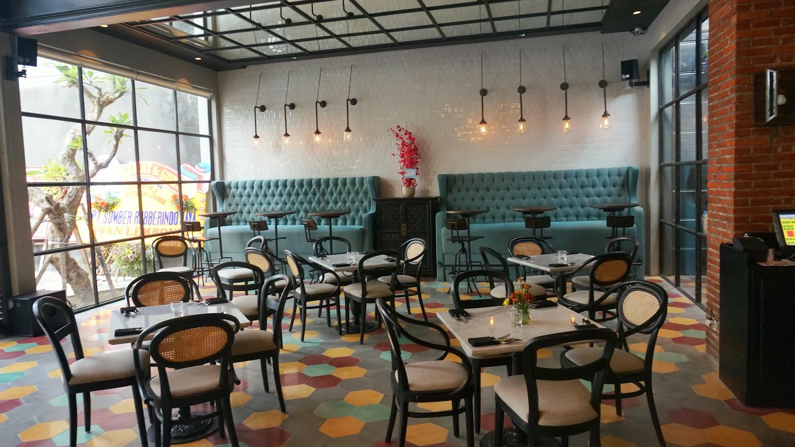 Domicile Kitchen Amp Lounge Surabaya Laura Angelia S