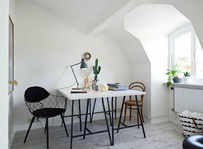¿Te parece armonioso este espacio?