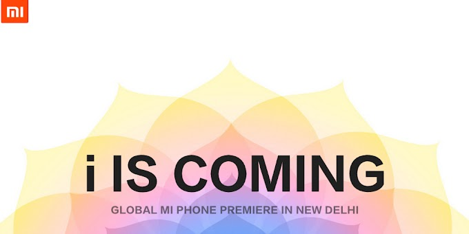 "Watch the Xiaomi ""i is coming"" event live stream"