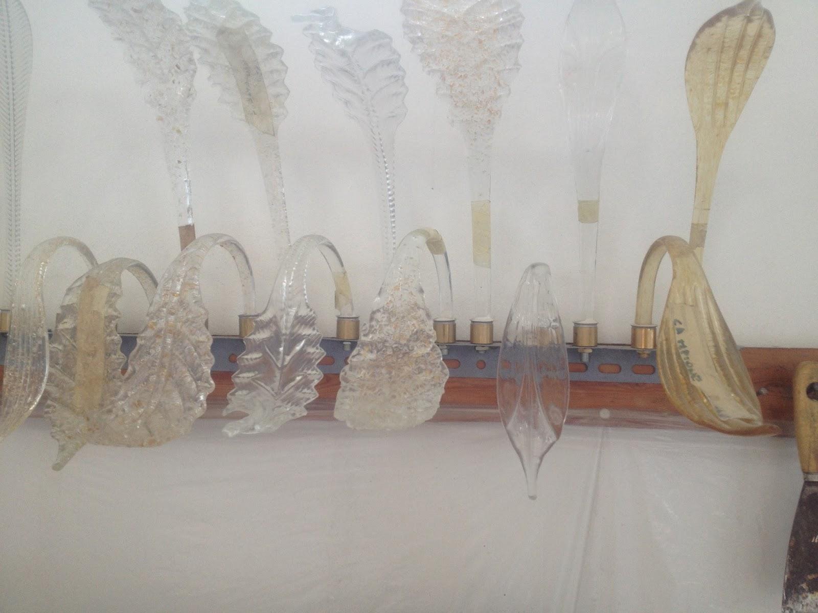 Ricambi Plafoniere Vetro : Ricambi per lampadari in vetro di murano e specchi: nuova struttura