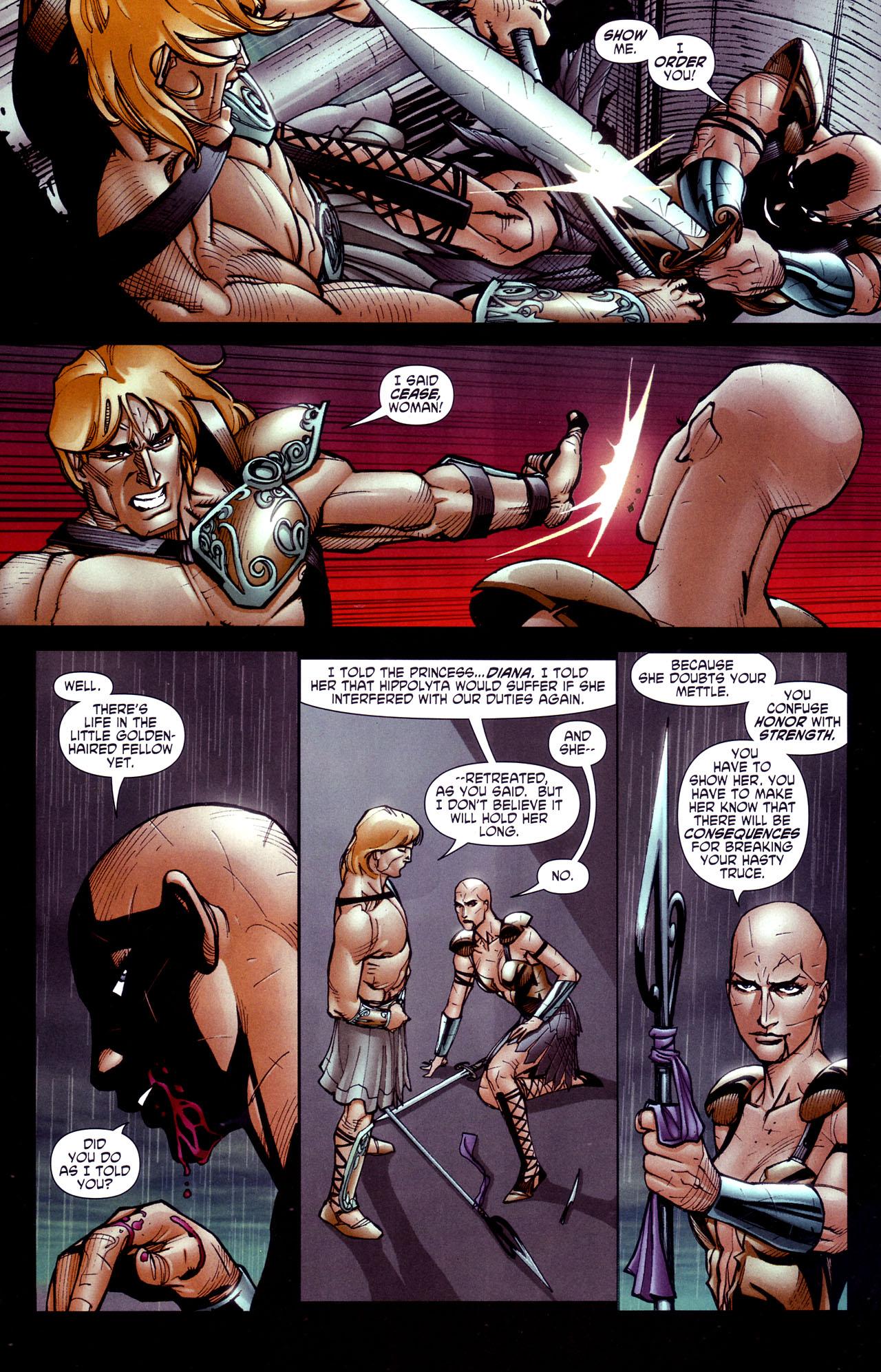 Read online Wonder Woman (2006) comic -  Issue #37 - 12