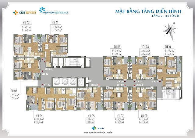mat-bang-toa-H-parkview-residence