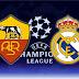 موعد و توقيت مباراة ريال مدريد و روما بث مباشر اليوم دور الـ 16 من بطولة دورى ابطال اوروبا roma vs real madrid 2016