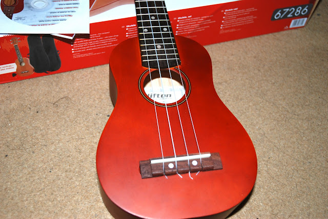 clifton lidl ukulele body