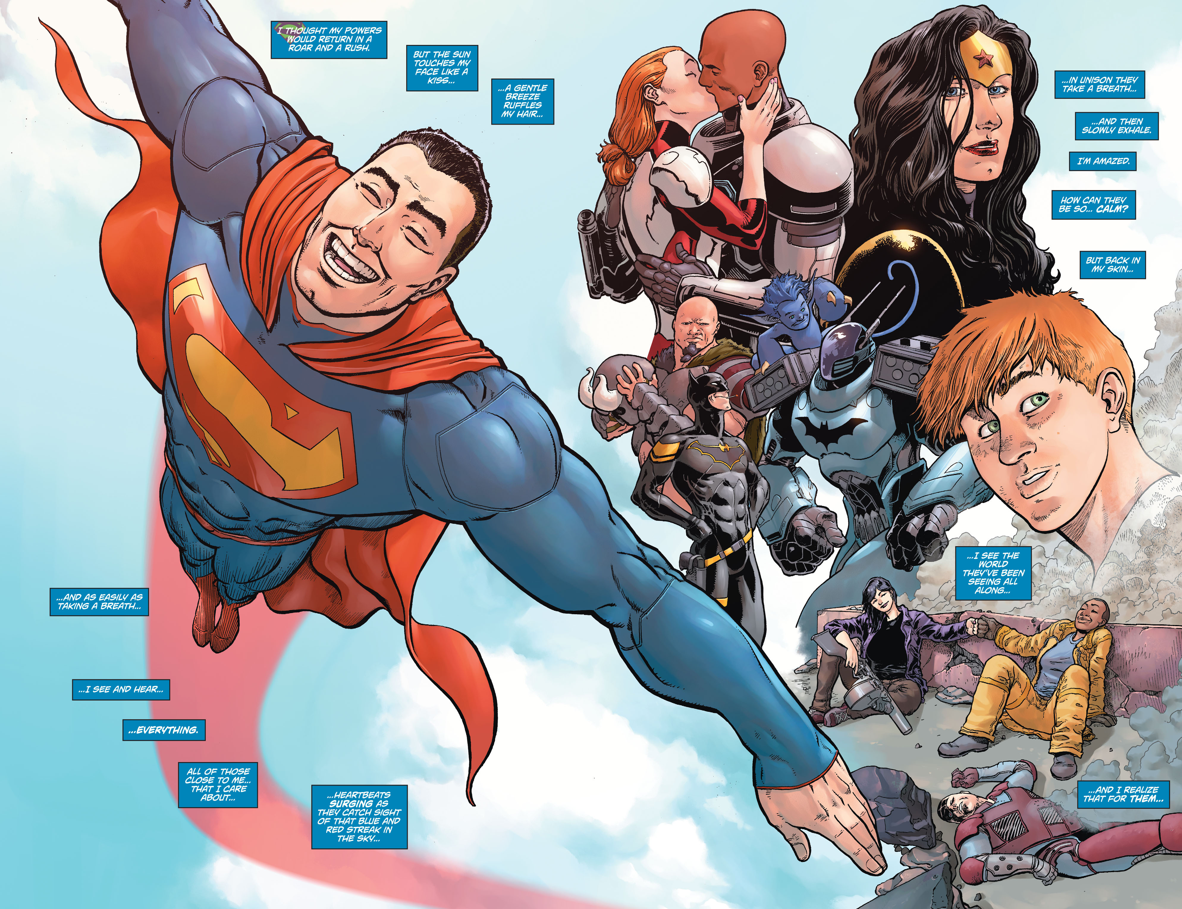 Read online Action Comics (2011) comic -  Issue #50 - 35