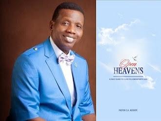 Rccg Open Heaven Devotional