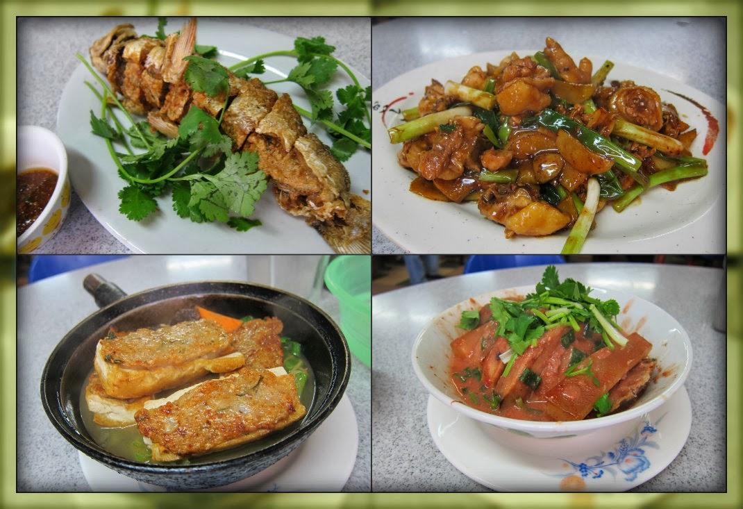 早利亞的美食感覺: 天祥順德美食