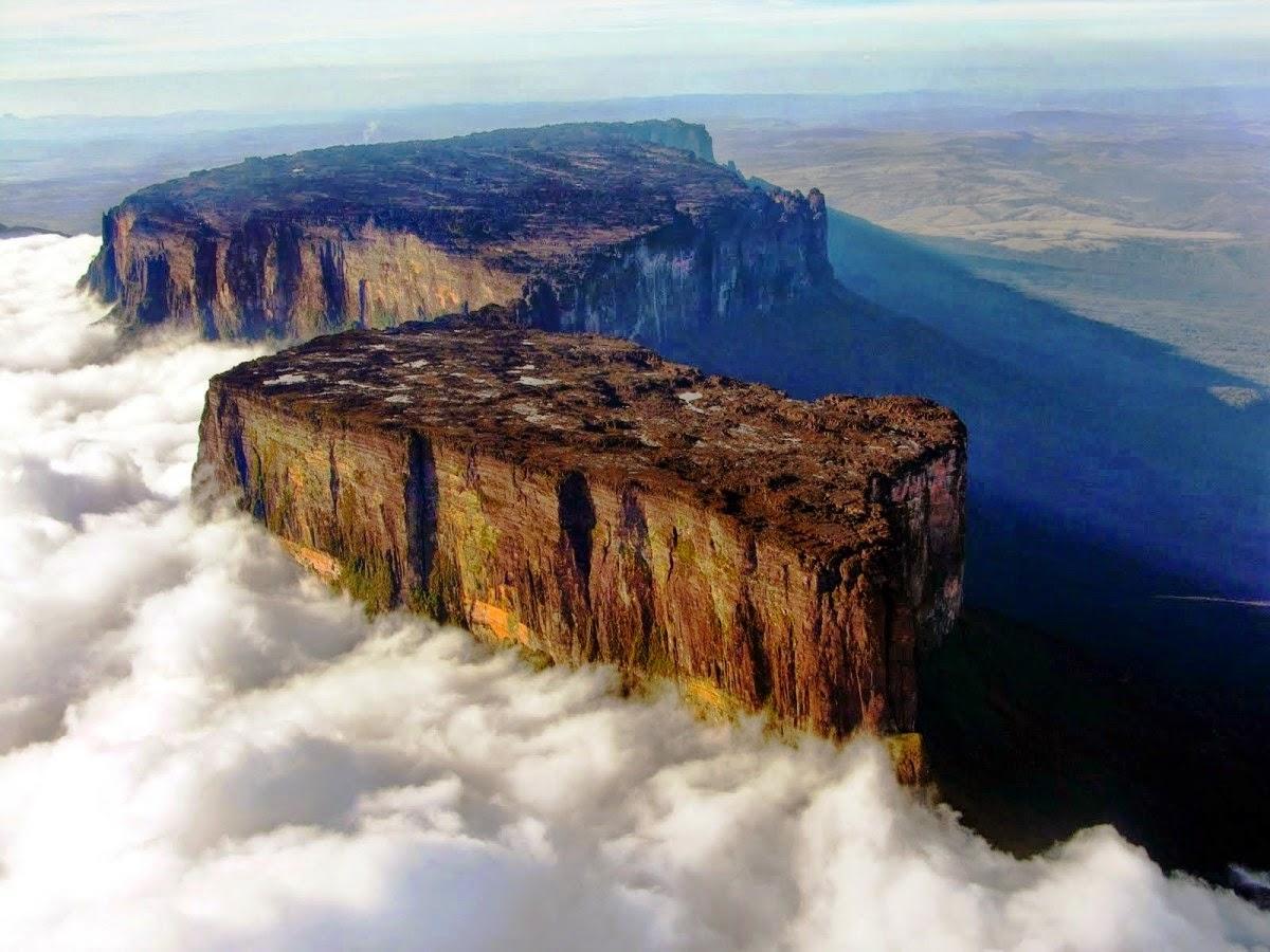Pegunungan Yang Menakjubkan