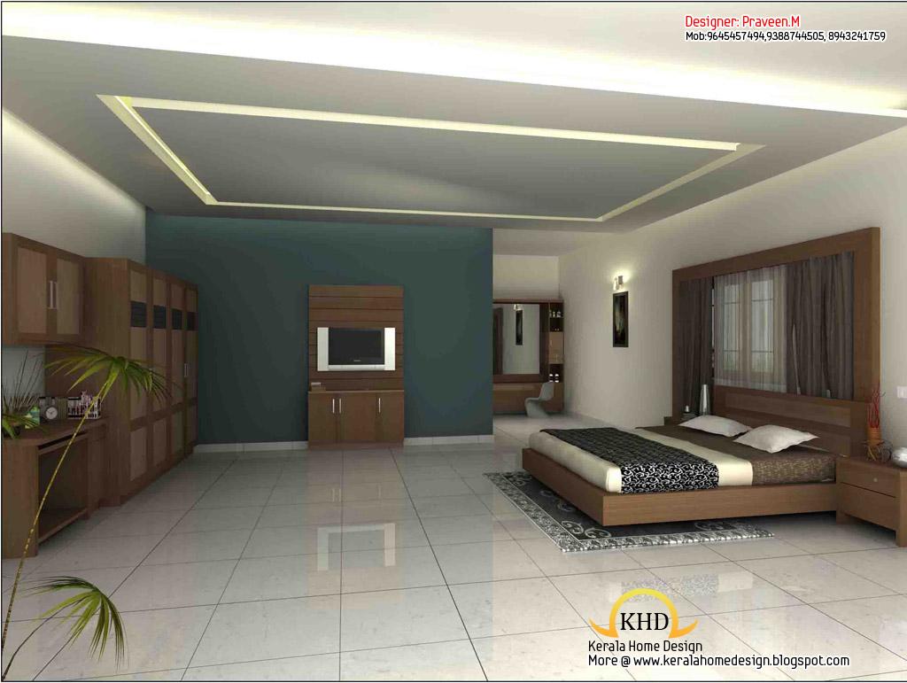 3D interior designs  home appliance
