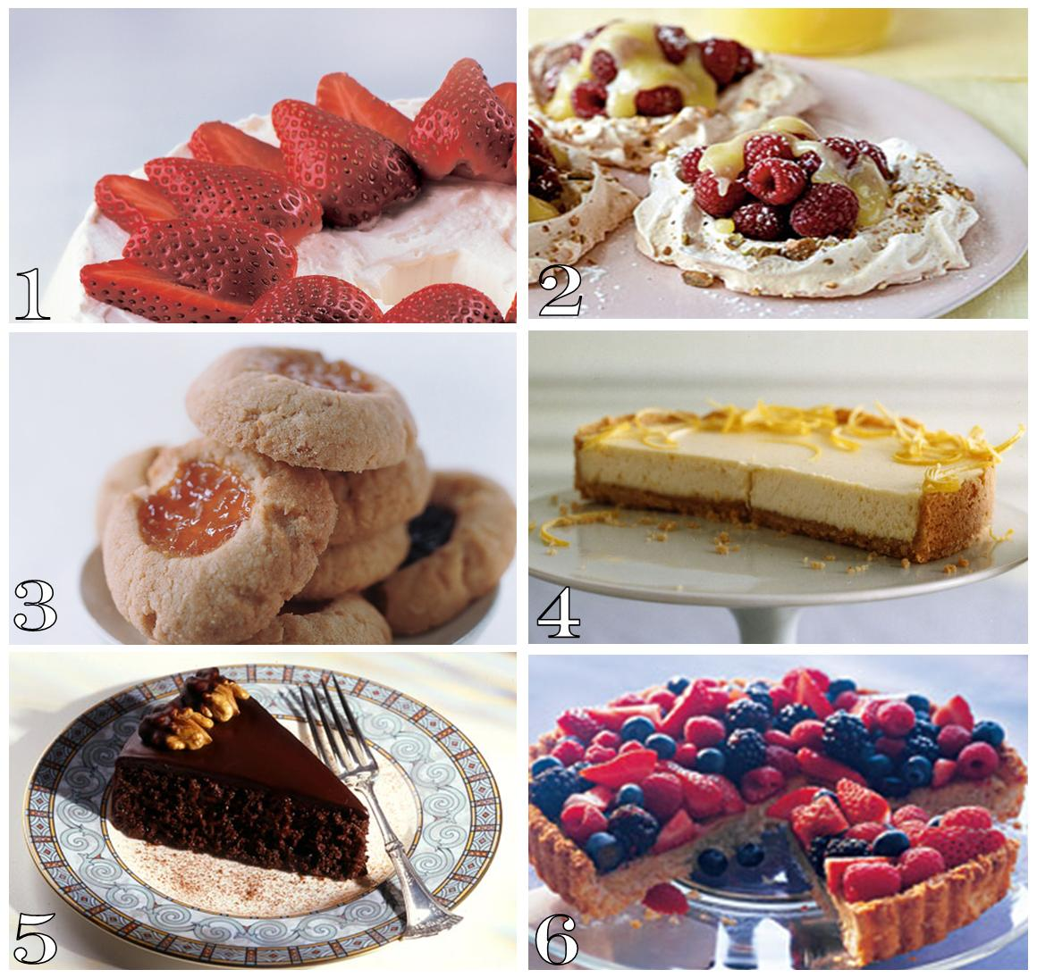 Sweeter Than Sweet Dessert Tables: Passover Desserts