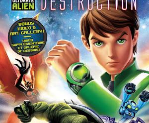 Ben 10 Ultimate Alien: Cosmic Destruction [PSP] [Español] [ISO]