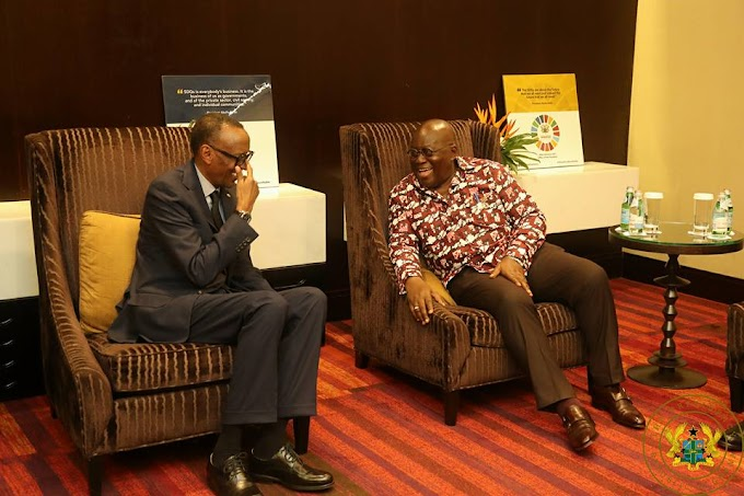Africa Must Pursue Implementation of SDGs with Strong Sense of Urgency - President Akufo Addo