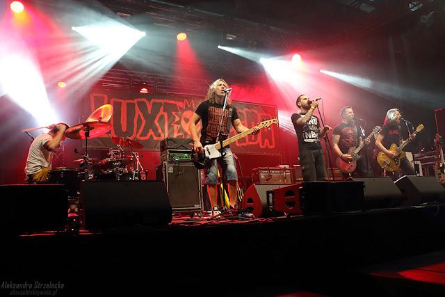 Wałbrzych - Rock Fest - Koncert Luxtorpeda