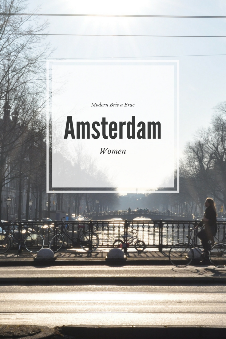 Days Away - Remarkable Women of Amsterdam photo by modern bric a brac